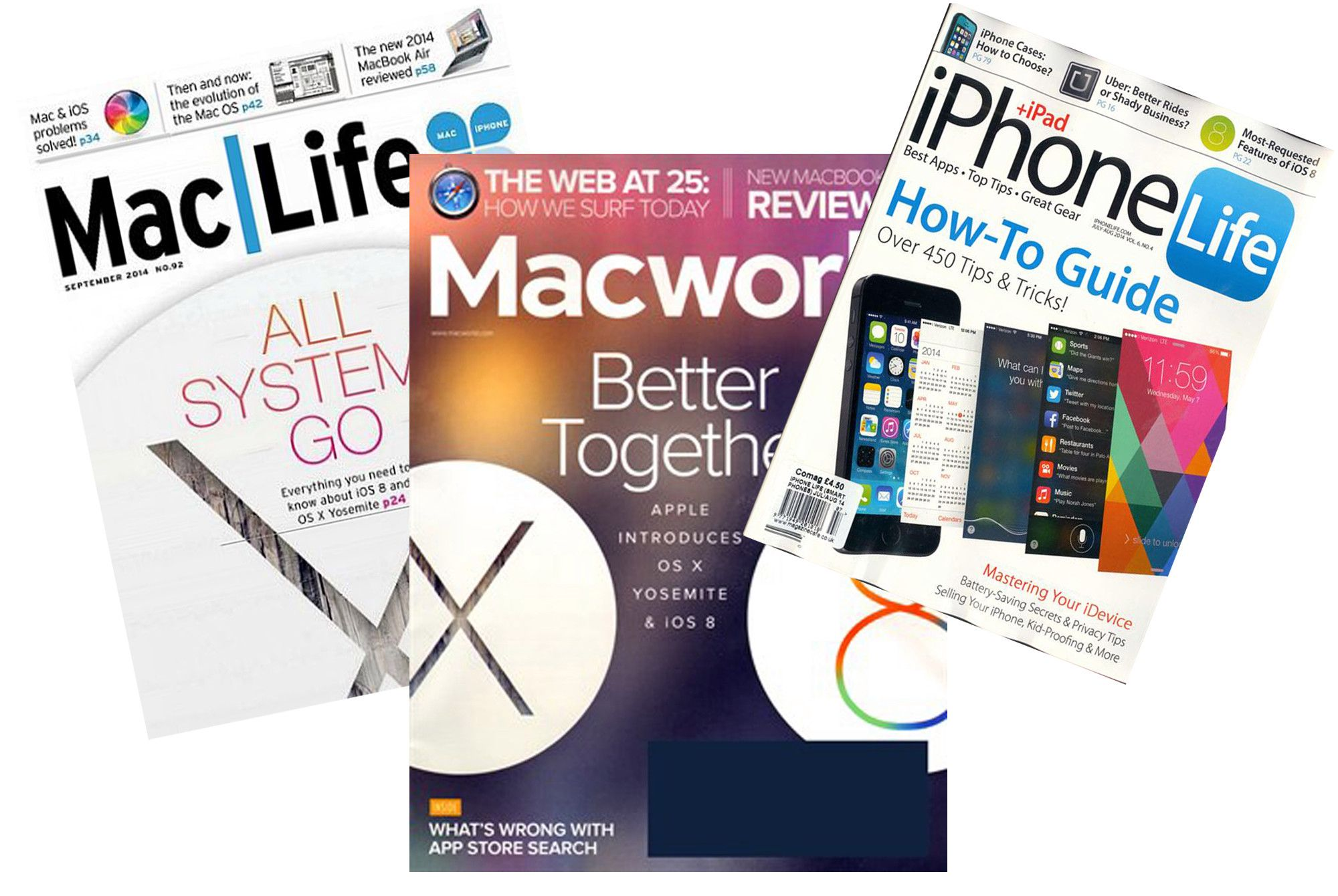 Empire Magazine Subscription Gift these Mags Have Everything An Apple Lover Needs to Know