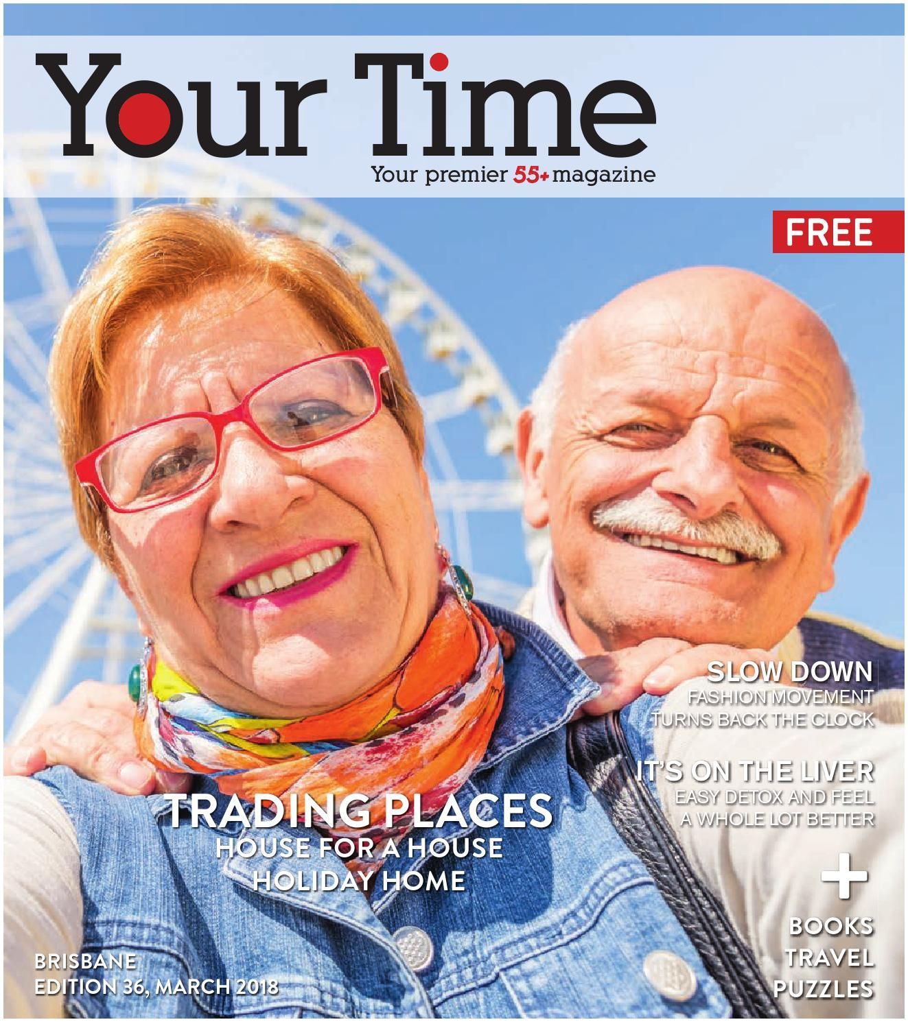 English Magazines In India Your Time Brisbane March 2018 by My Weekly Preview issuu
