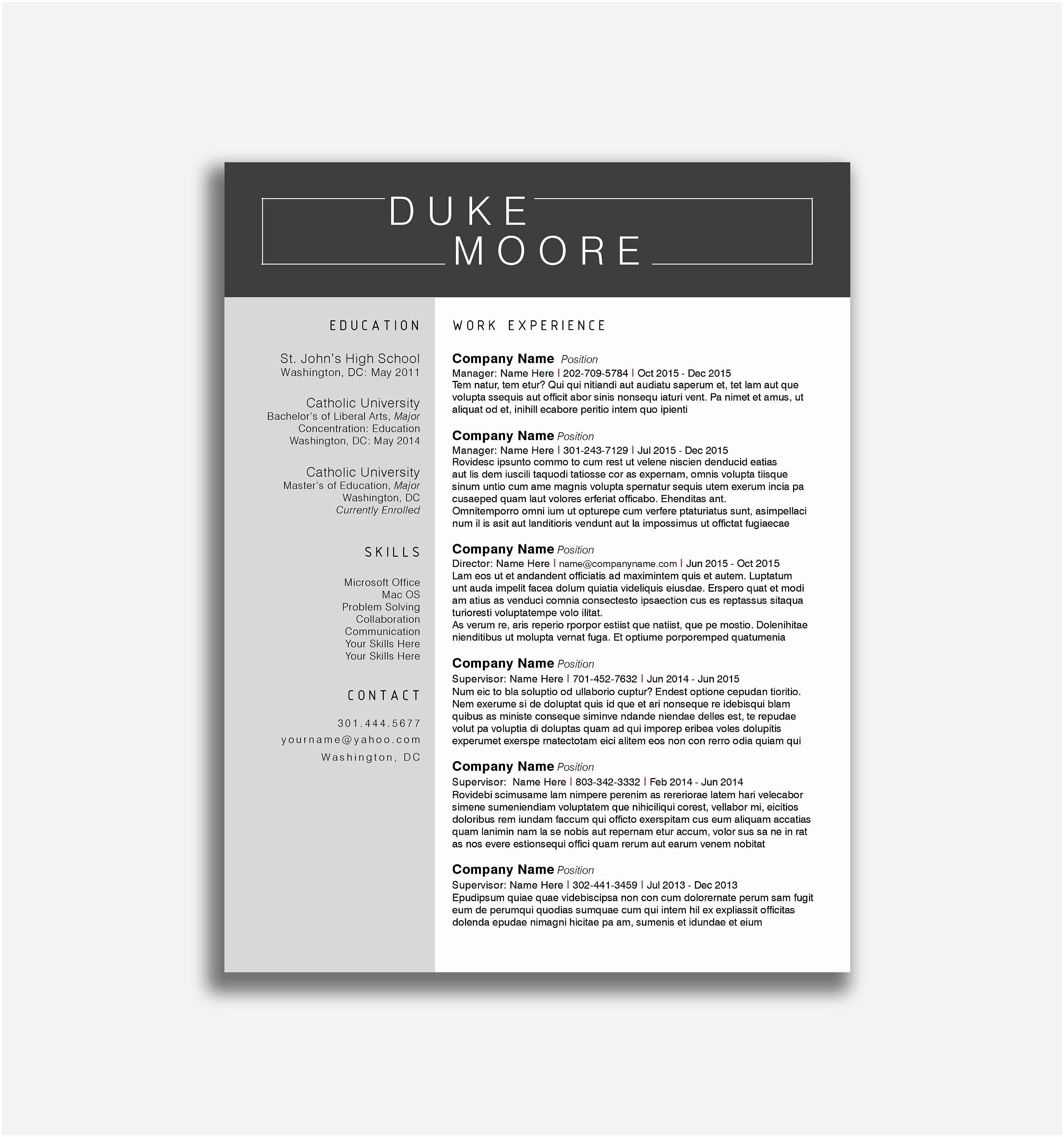 White Magazine File Word Document Templates – 30 Best Free Borders for Word Documents