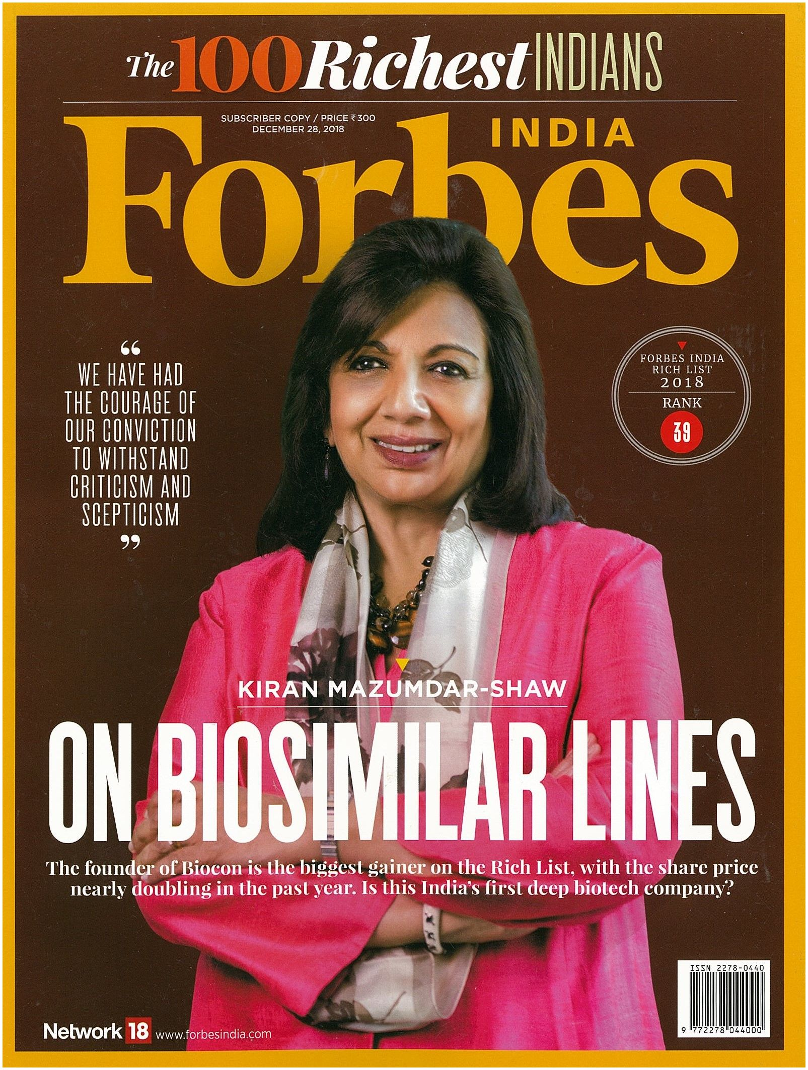 Forbes Magazine Digital Subscription Global Reach and Scale – forbes Media