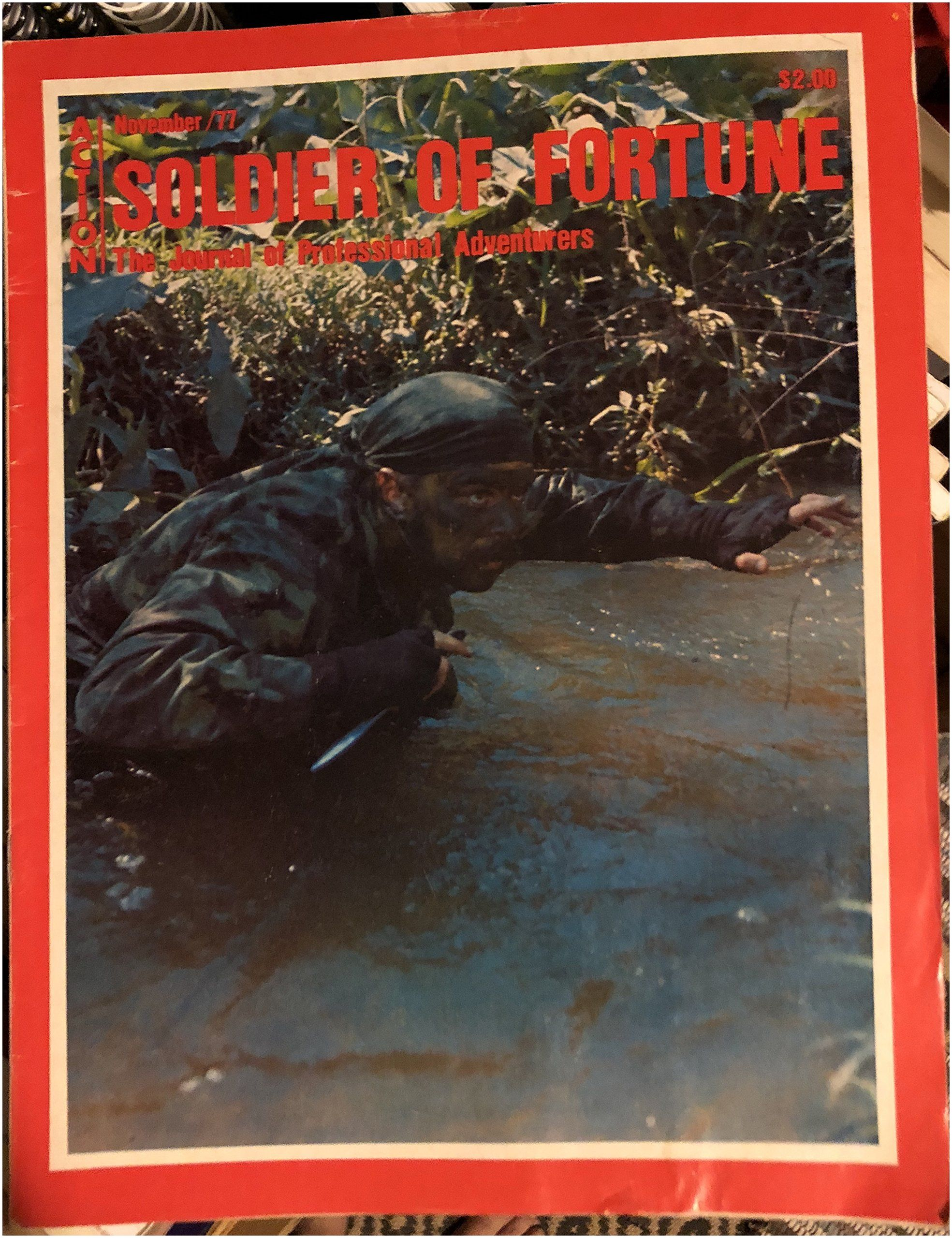 Sol r of Fortune Magazine November 1977 Paperback – 1977