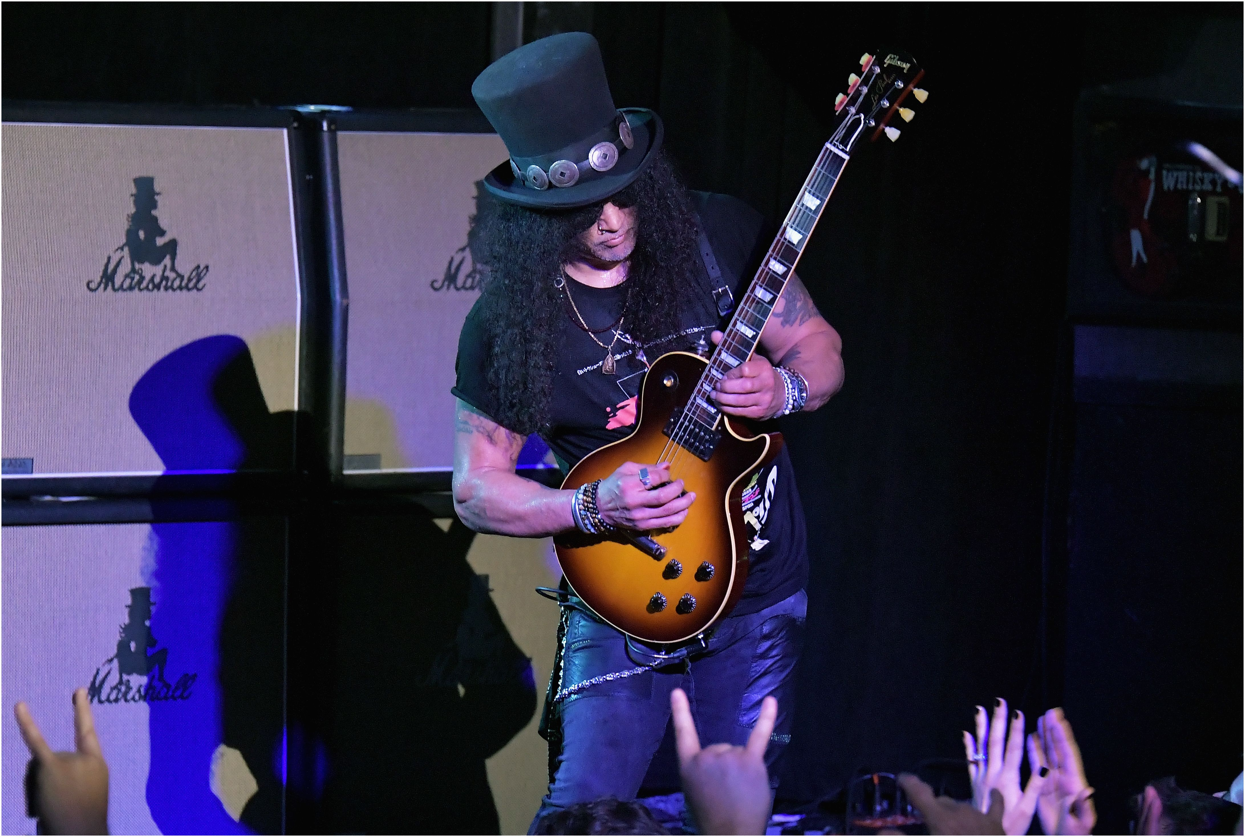 Guitarplayer.com/renew 5 Things You Didn T Know About Slash