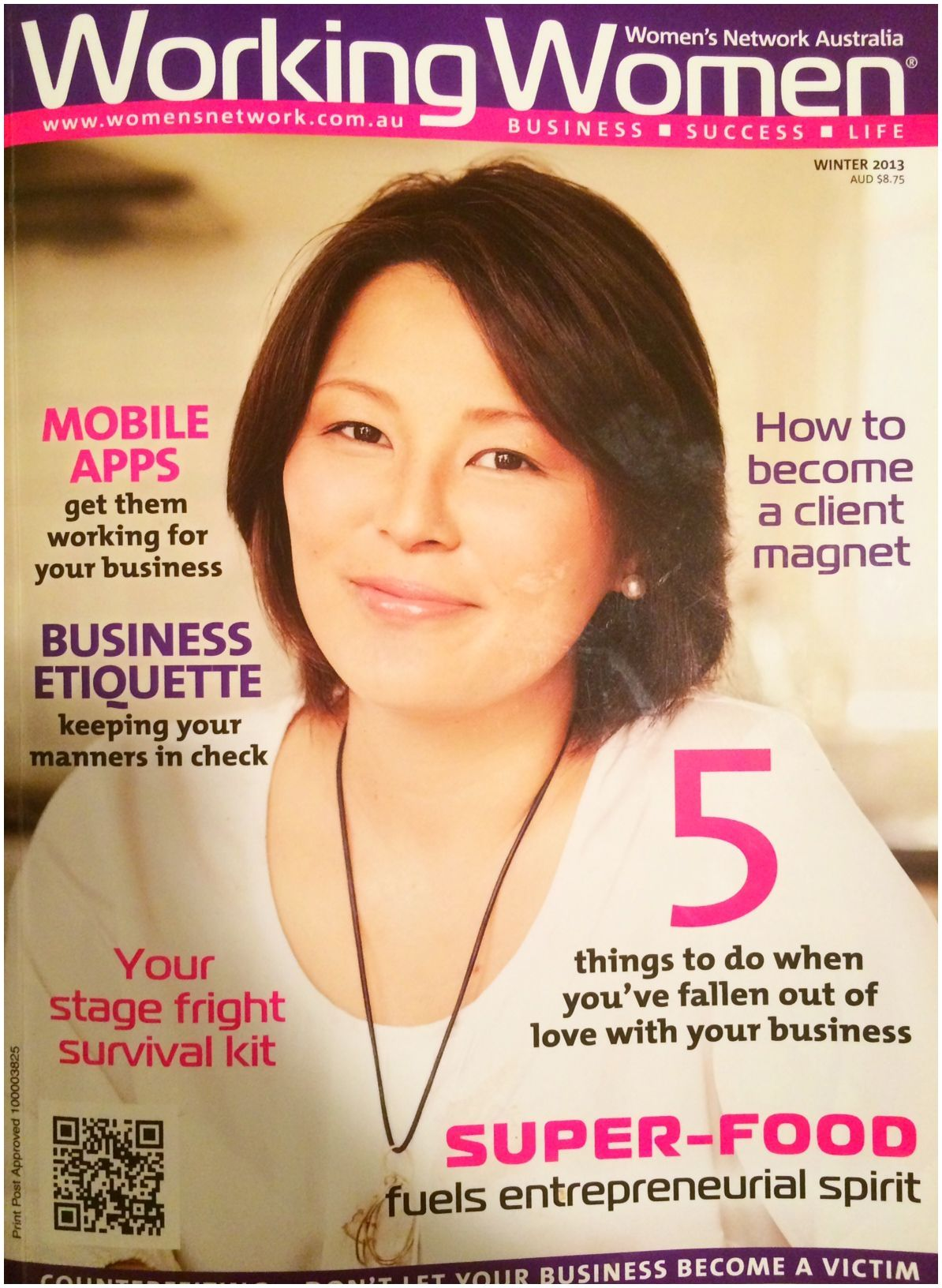 Article on business etiquette does it really matter anymore Featured in Working Women magazine