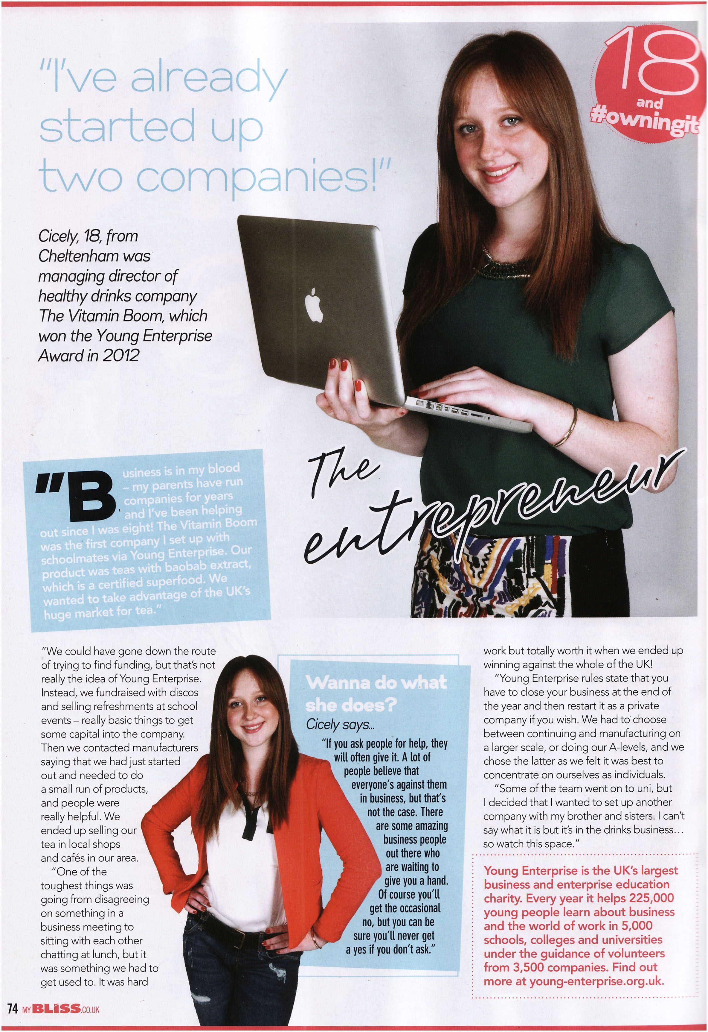 How to Start Up A Magazine Our Work In Bliss Magazine Do You Have A Story to Sell Visit
