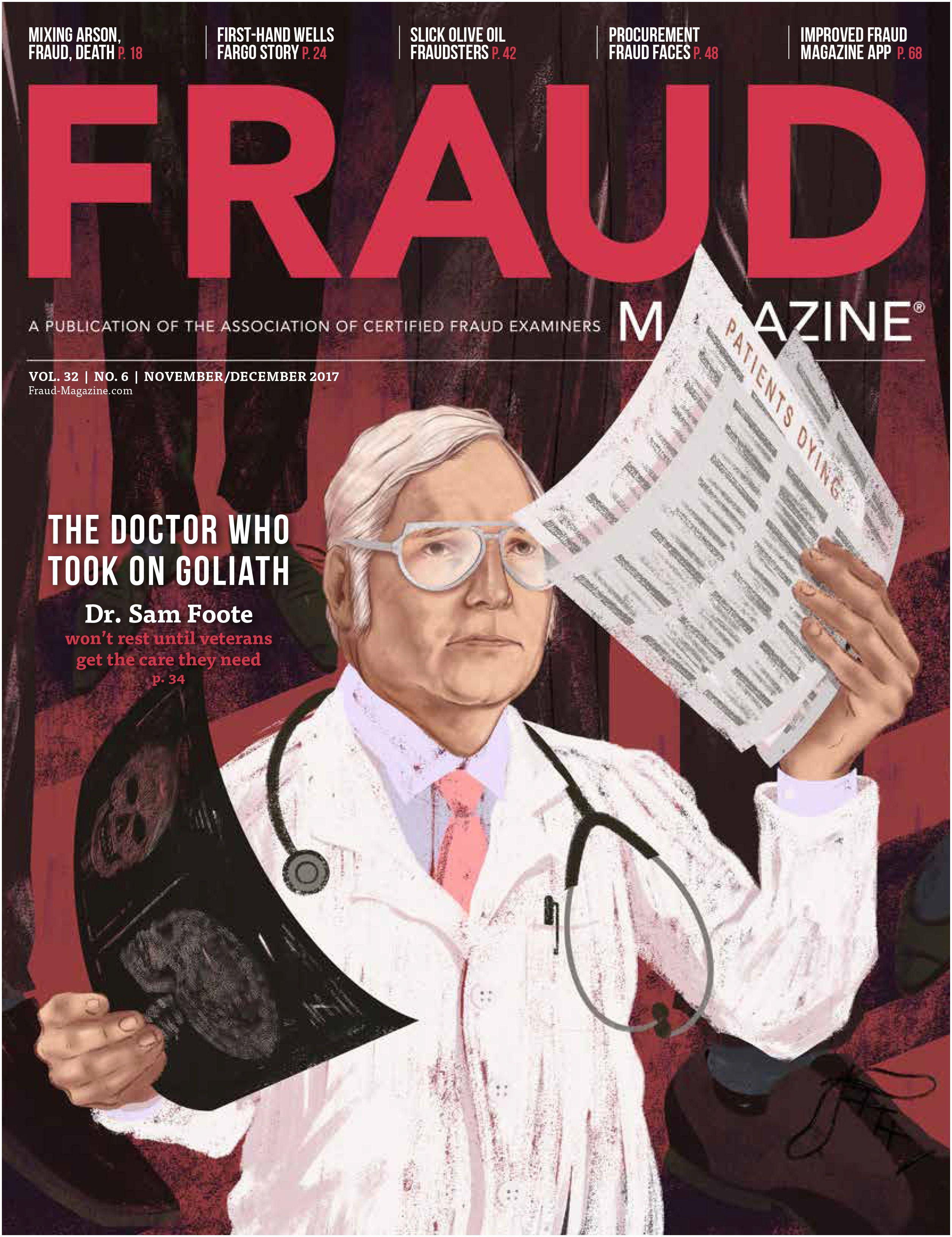 Fraud Magazine November December 2017