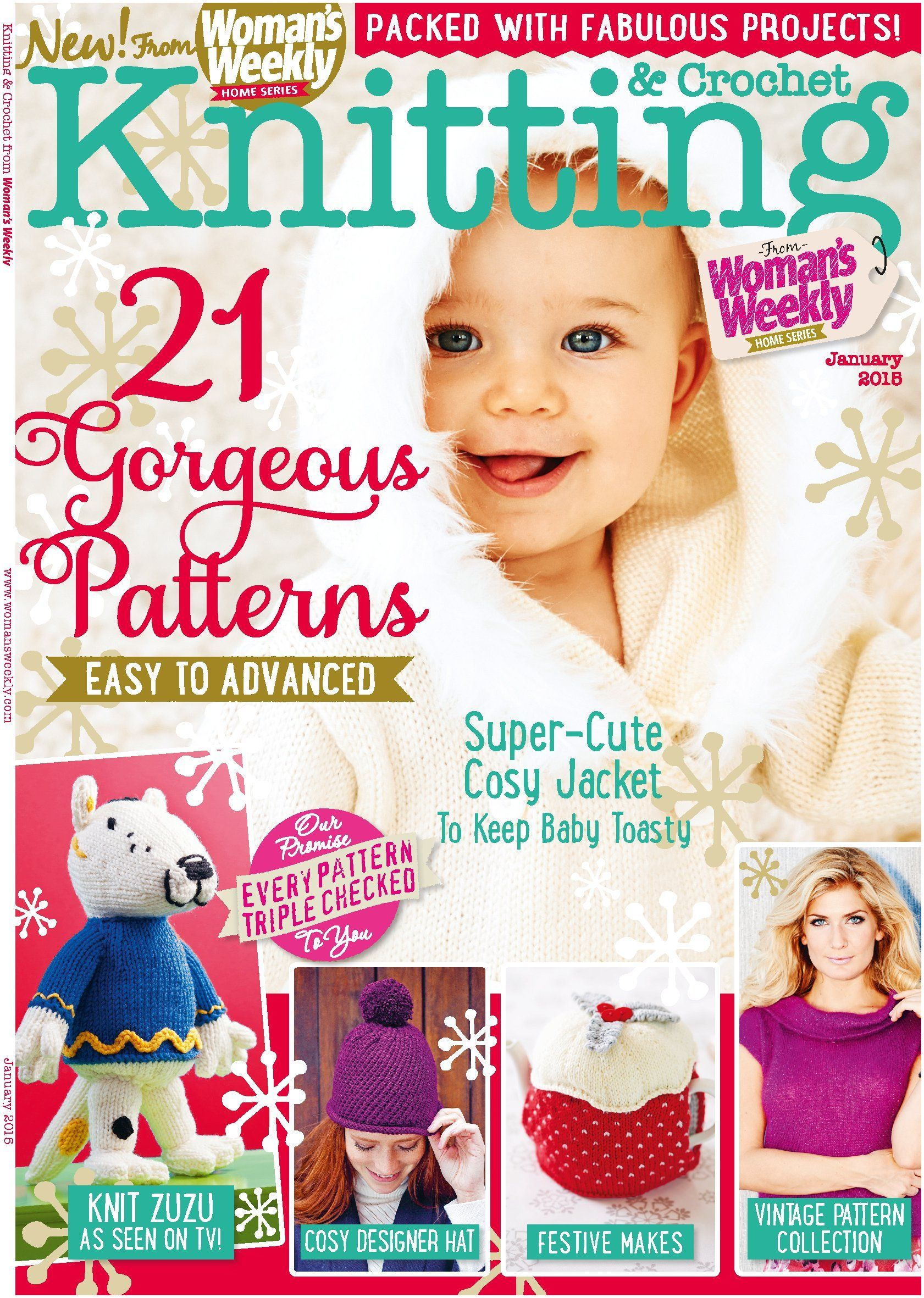 Crochet Book Cover Crochet Books Knit Crochet Crochet Stitches Simply Knitting