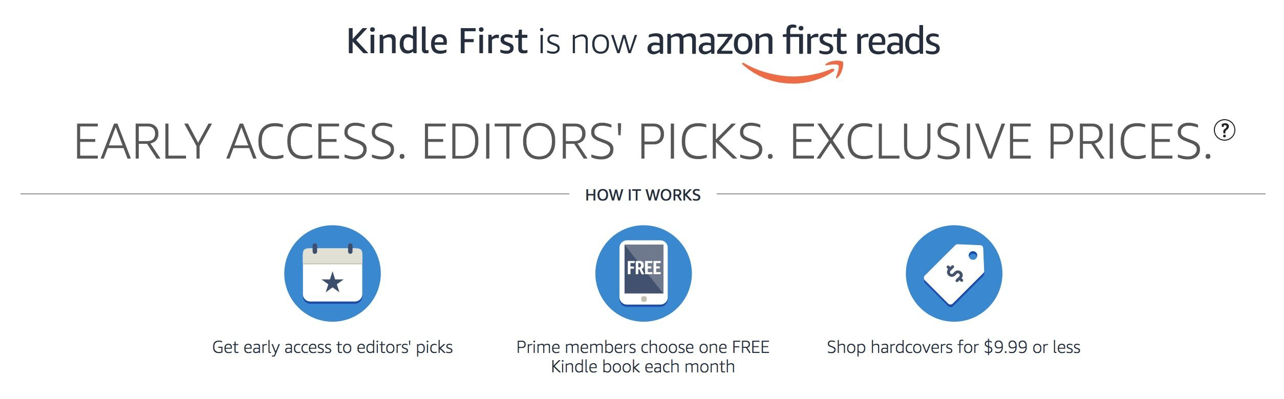 Kindle First November 2018 Amazon First Reads November 2018 Selections 1 Book Free for Amazon