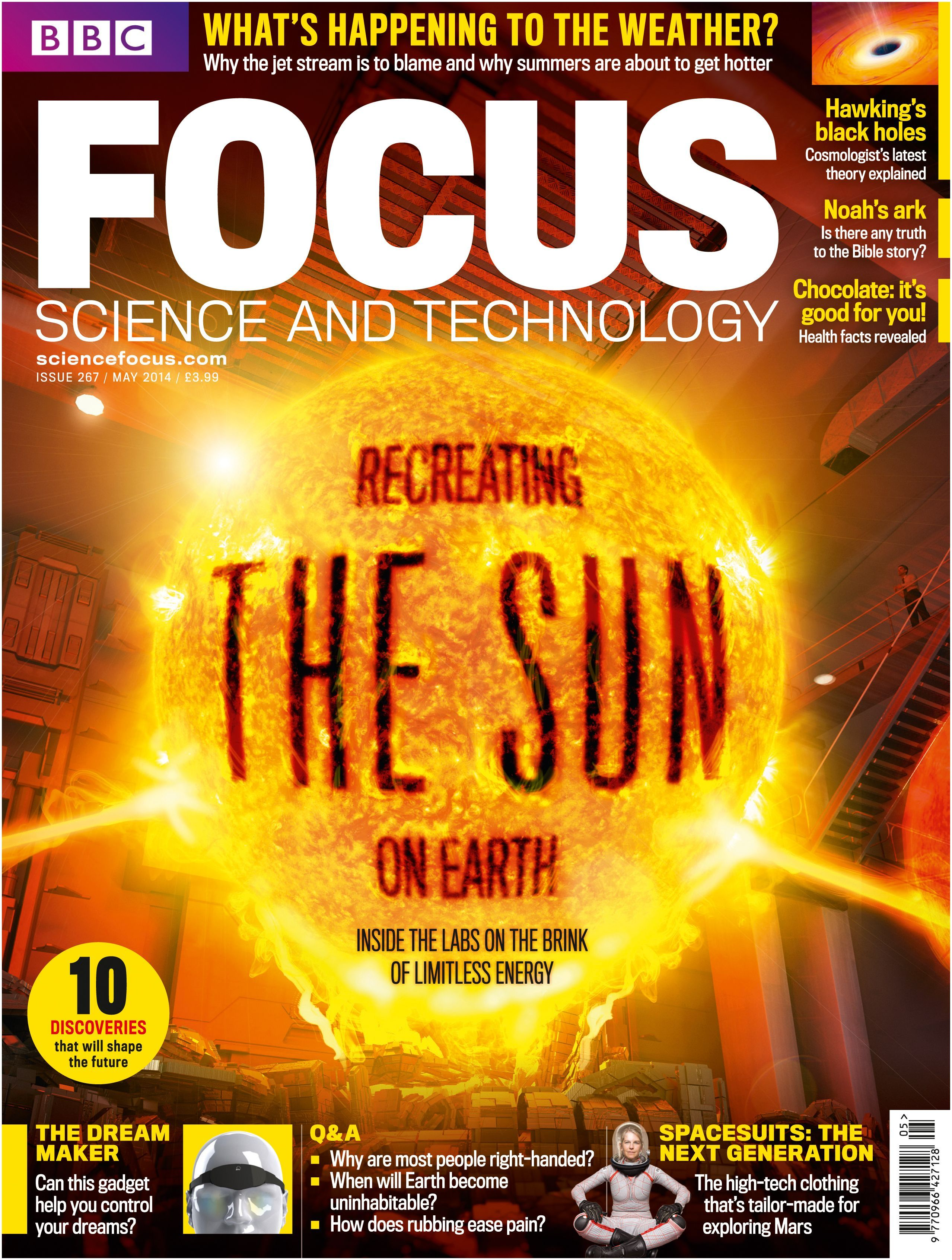 Focus Magazine May Issue 267 on sale now
