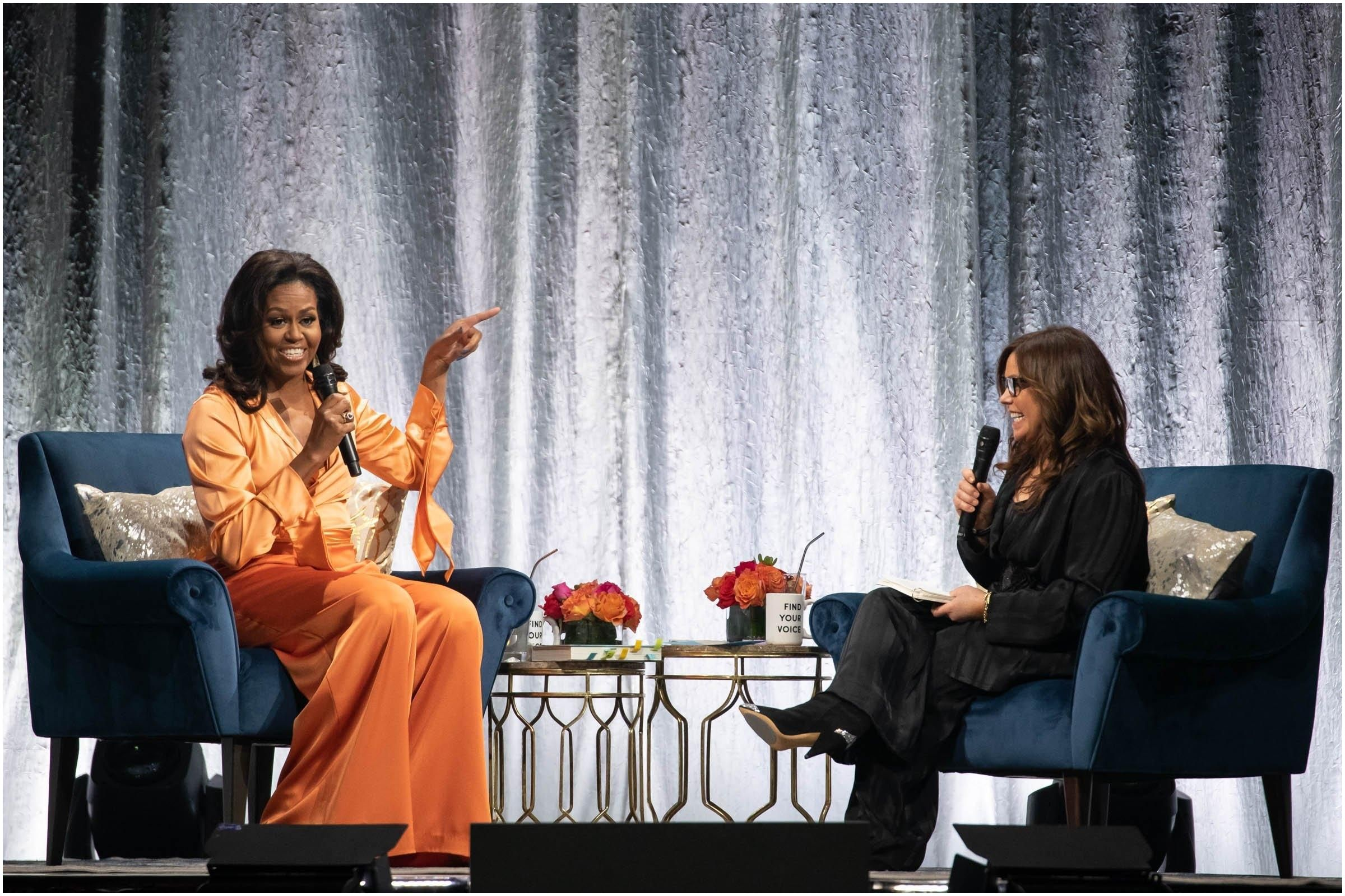 Michelle Obama Book tour 2019 Be Ing An Intimate Conversation with Michelle Obama tour 2019