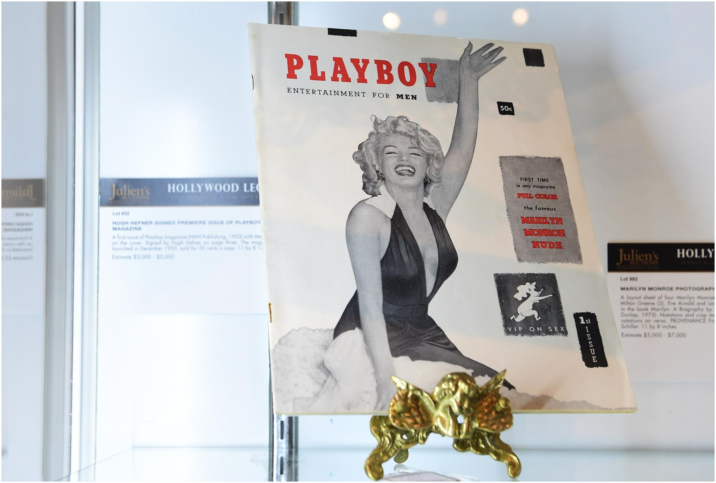 Playboy could end print magazine after 65 years says report