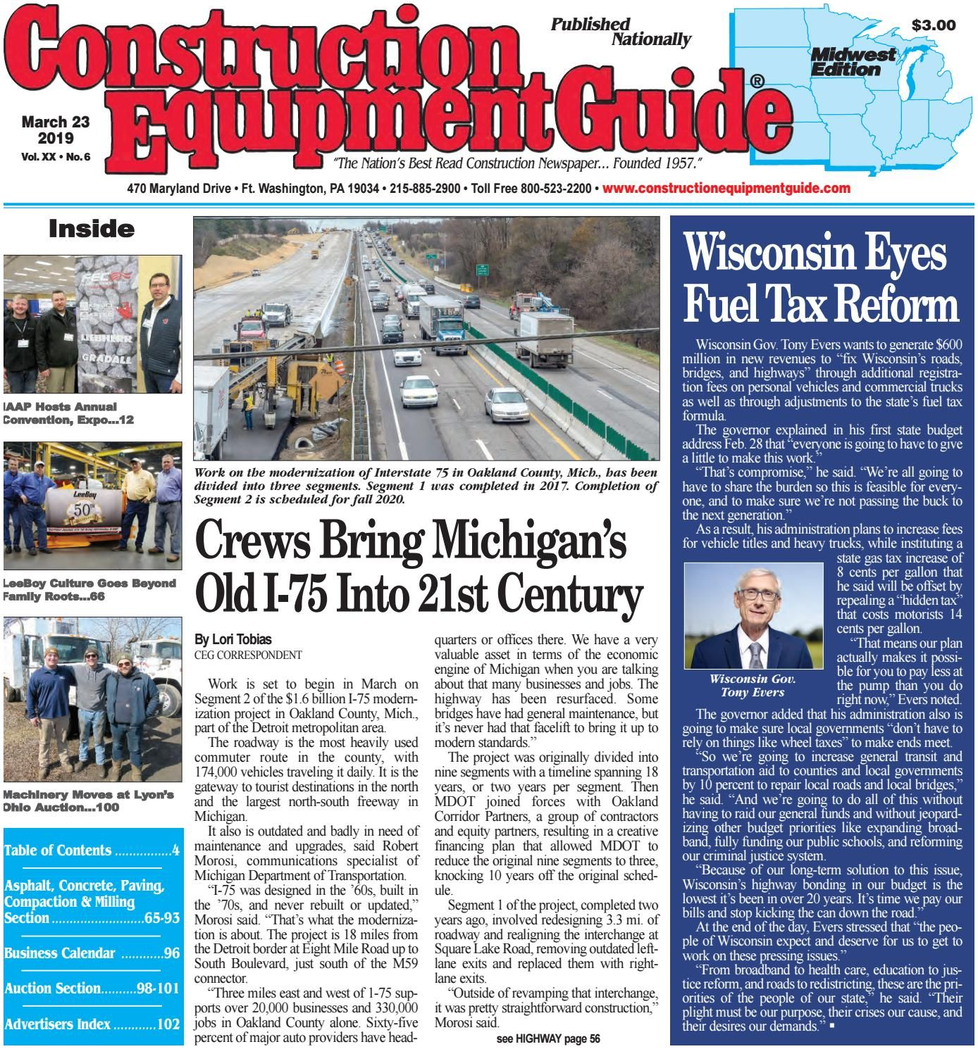 Midwest 6 March 23 2019