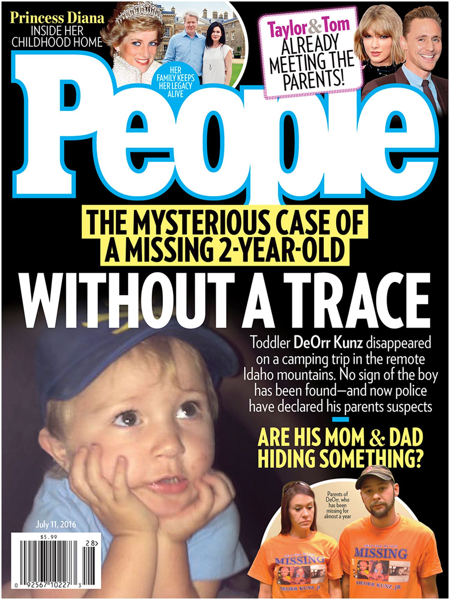 Unsubscribe From People Magazine People Magazine Investigates Case Of Missing Deorr Kunz