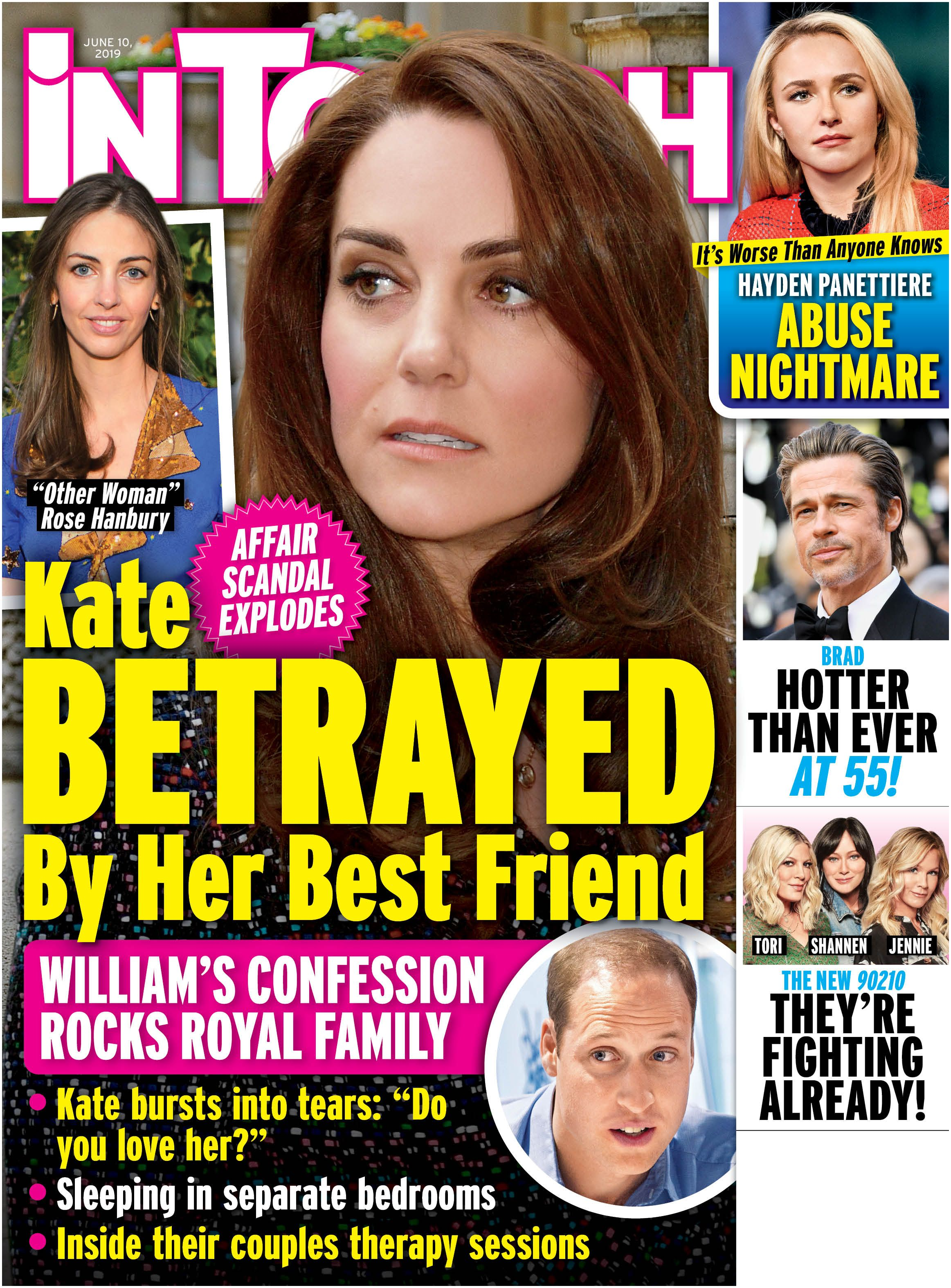 Us Magazine Change Of Address In touch Weekly