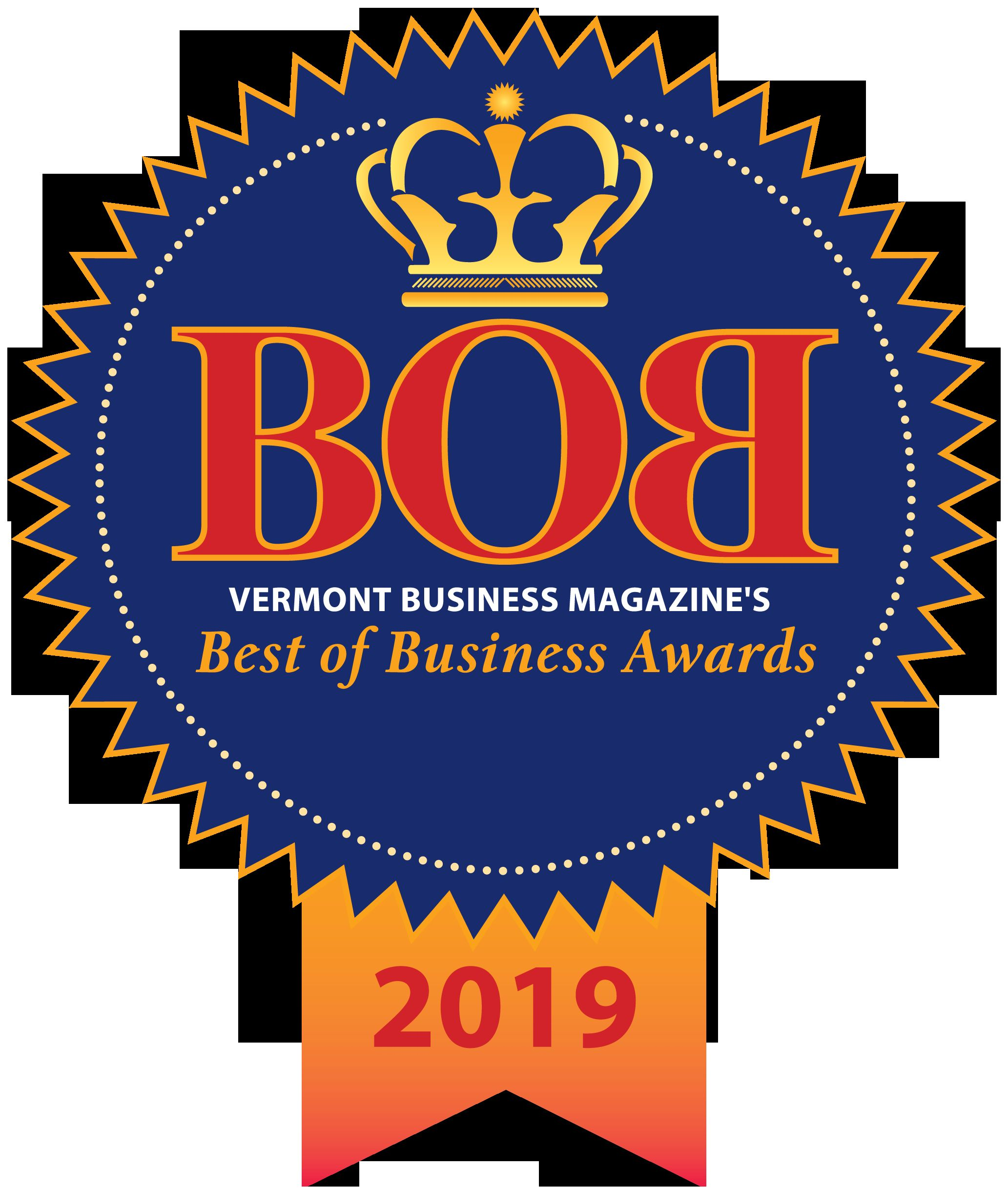 VBM is proud to share the results honoring the Best of Business in Vermont for 2019