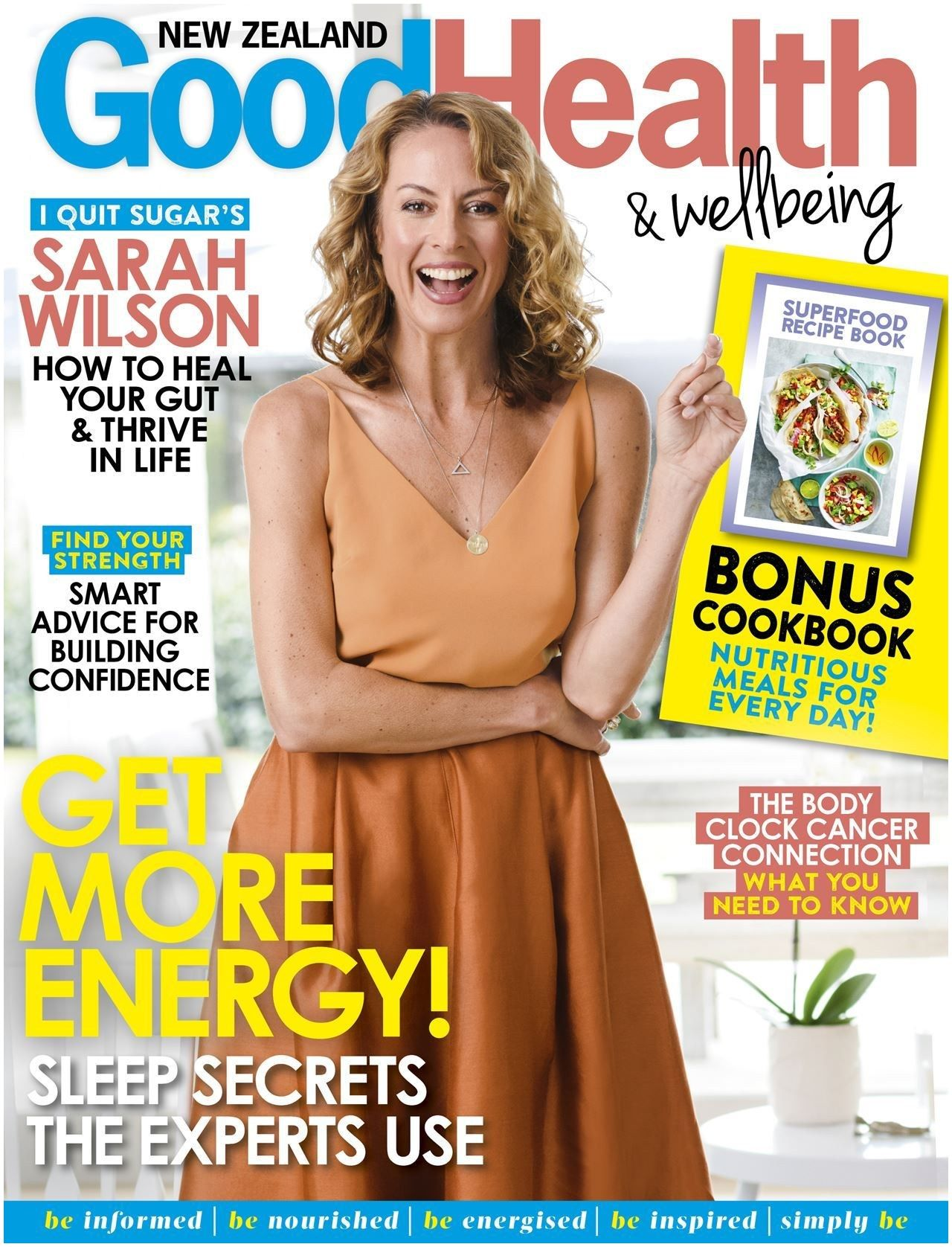 top Womens Magazines Good Health & Wellbeing Magazine Subscription