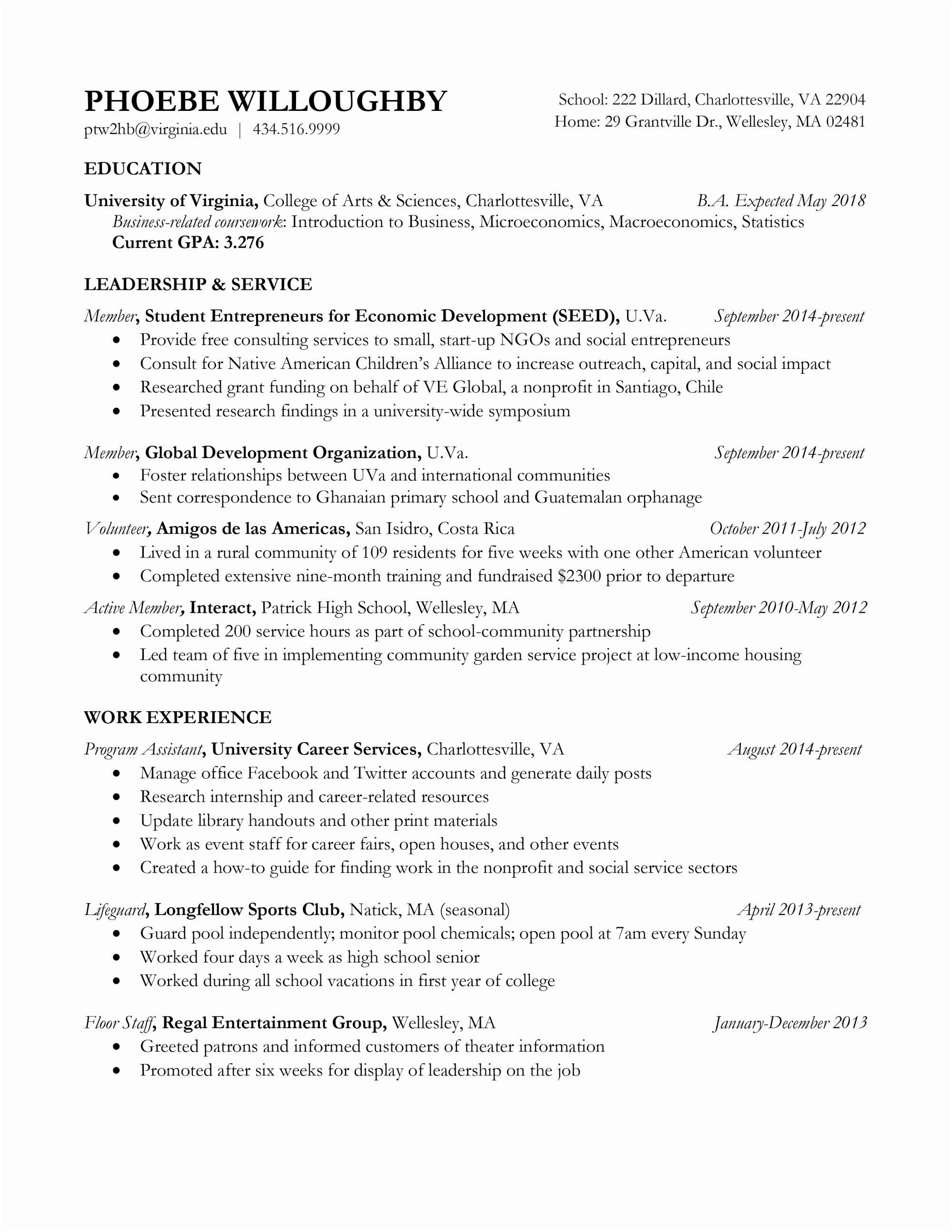 Business This Week Economist Chef Resume Samples Unique Economist Resume New Cook Resume Examples