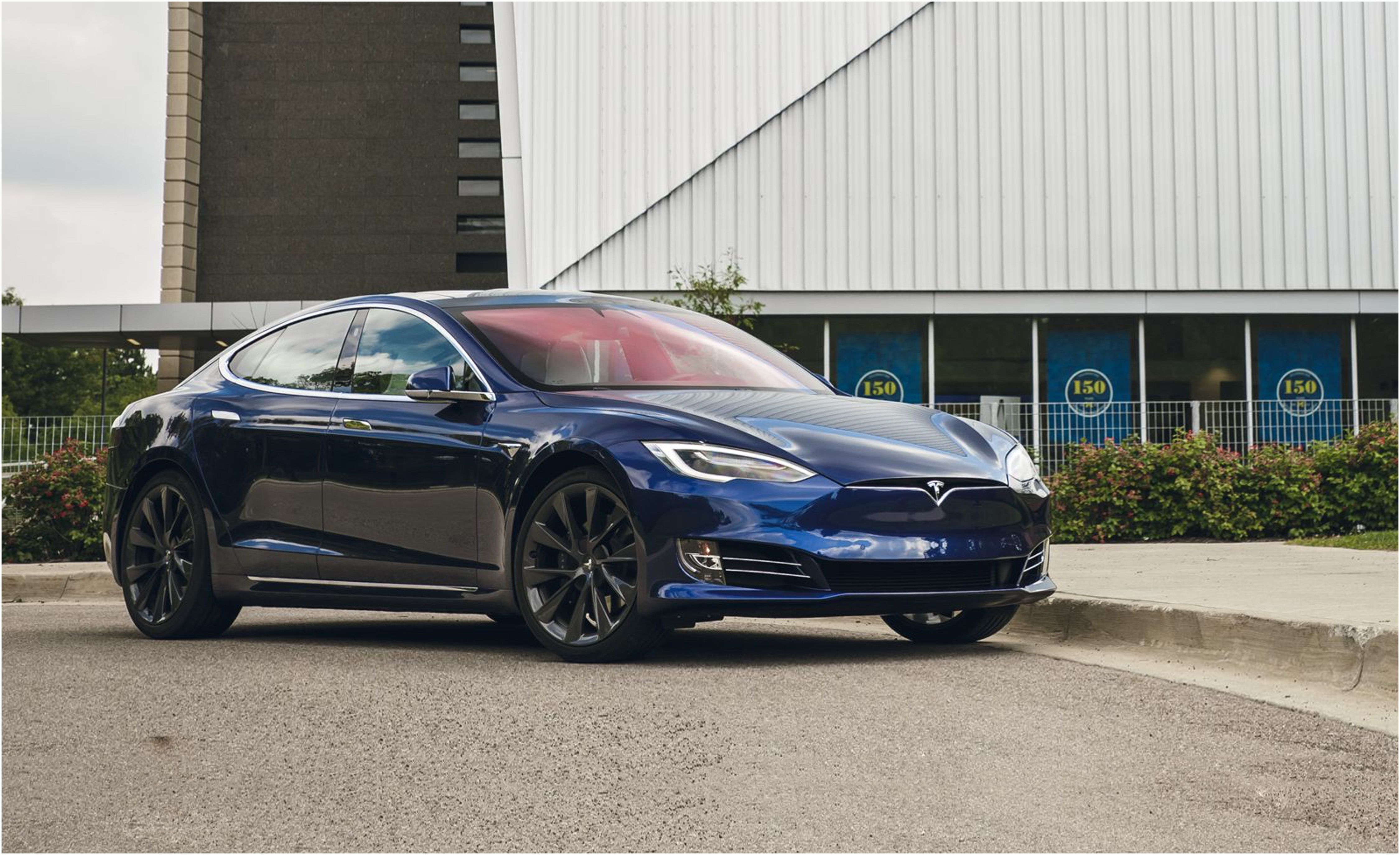 Car and Driver Magazine Address Change 2019 Tesla Model S Review Pricing and Specs