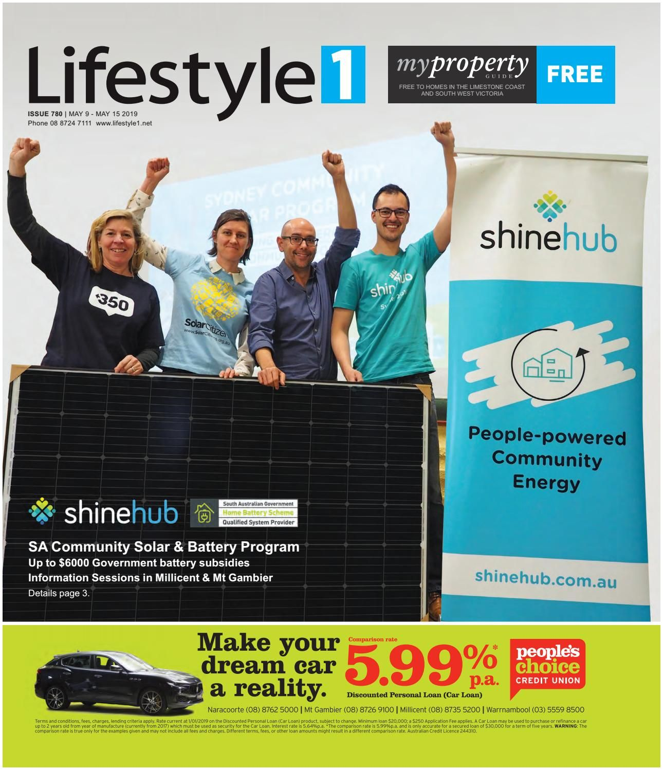 Credit Union Business Magazine Lifestyle1 Magazine issue 780 by Lifestyle1 issuu