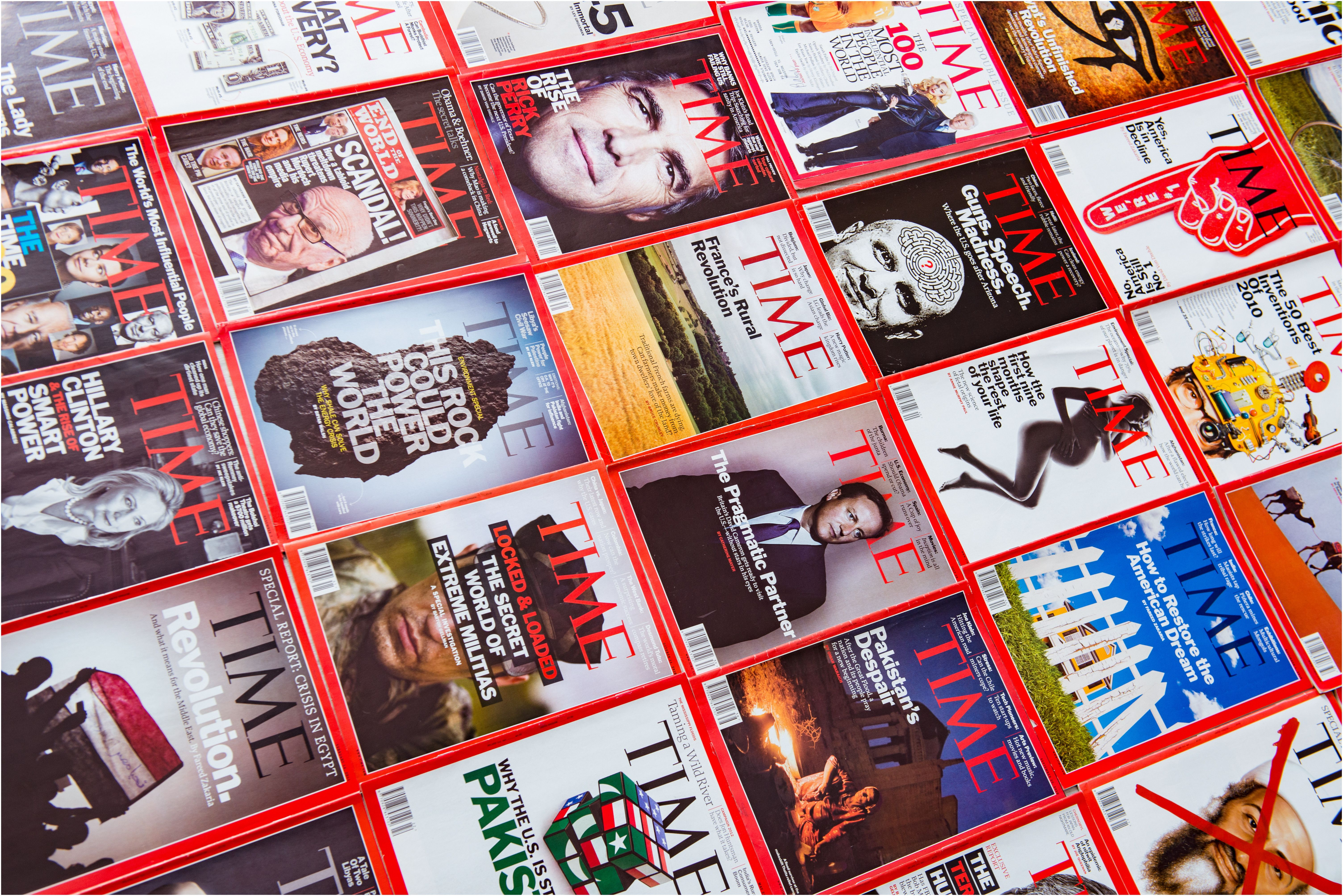 Entrepreneur Magazine Editorial Calendar Time Magazine to Put Sponsored Content On Cover