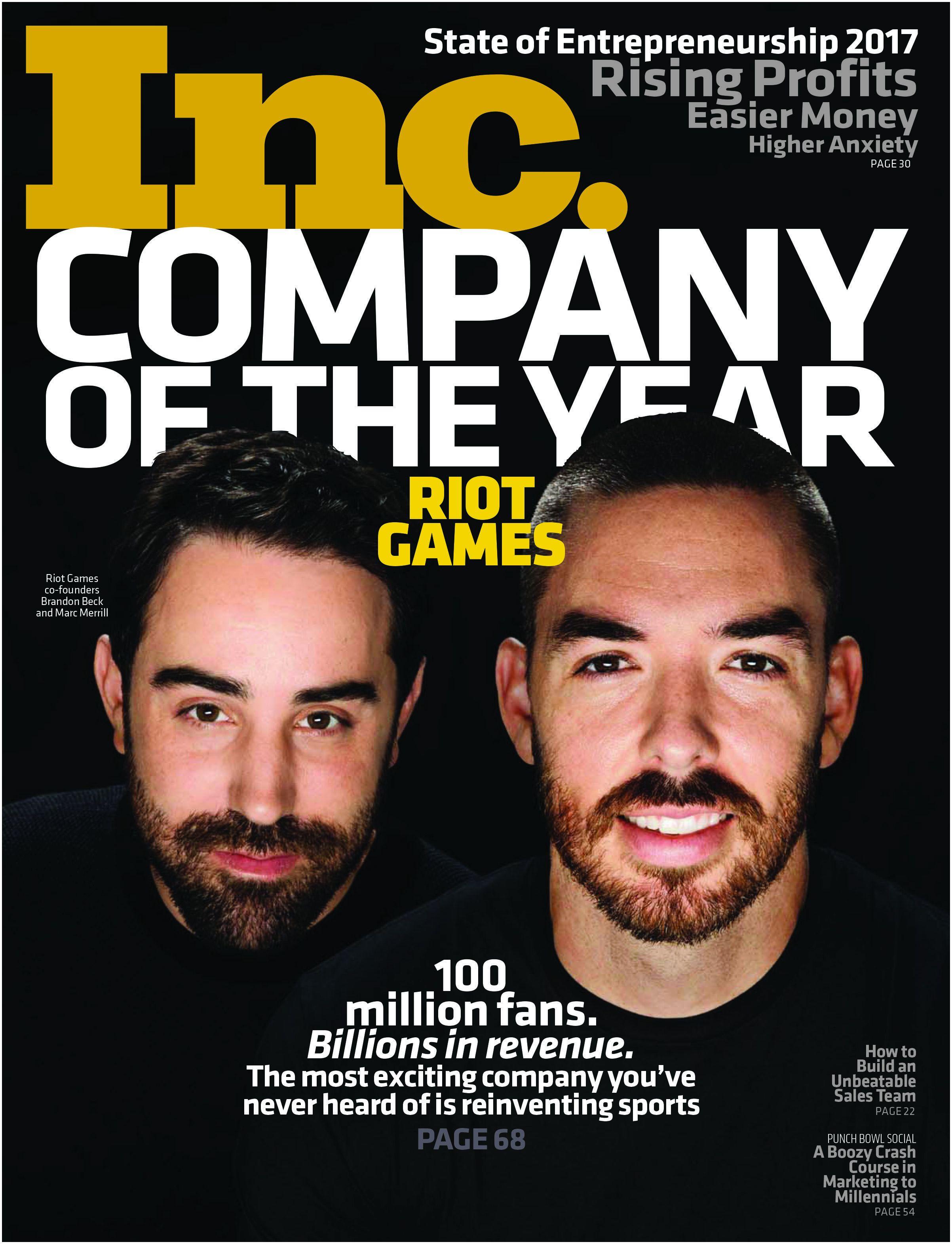 Fast Company Magazine Covers My Write