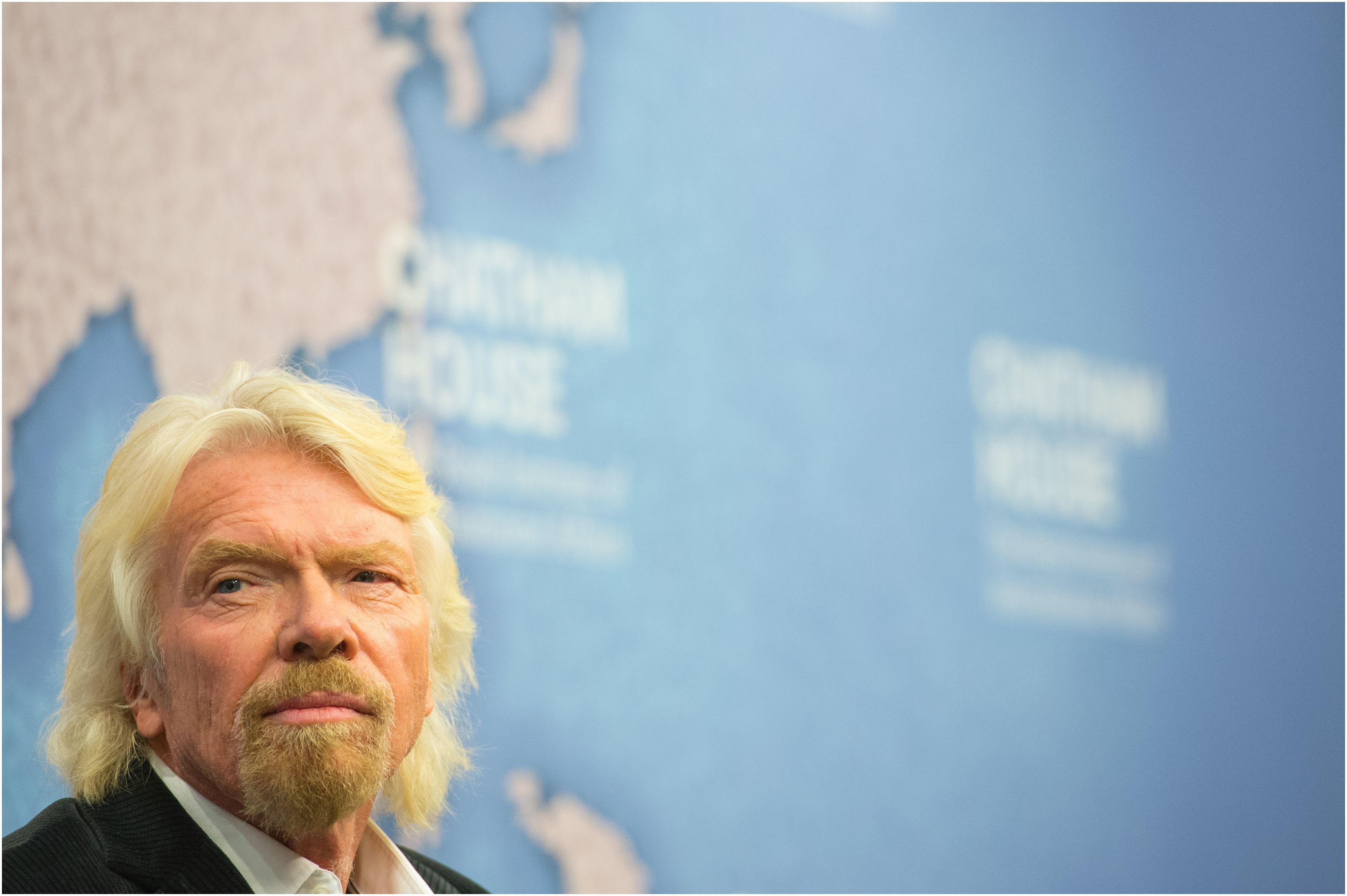 The Fortune Entrepreneur Clegg and Branson s debate Clegg and Branson s debate