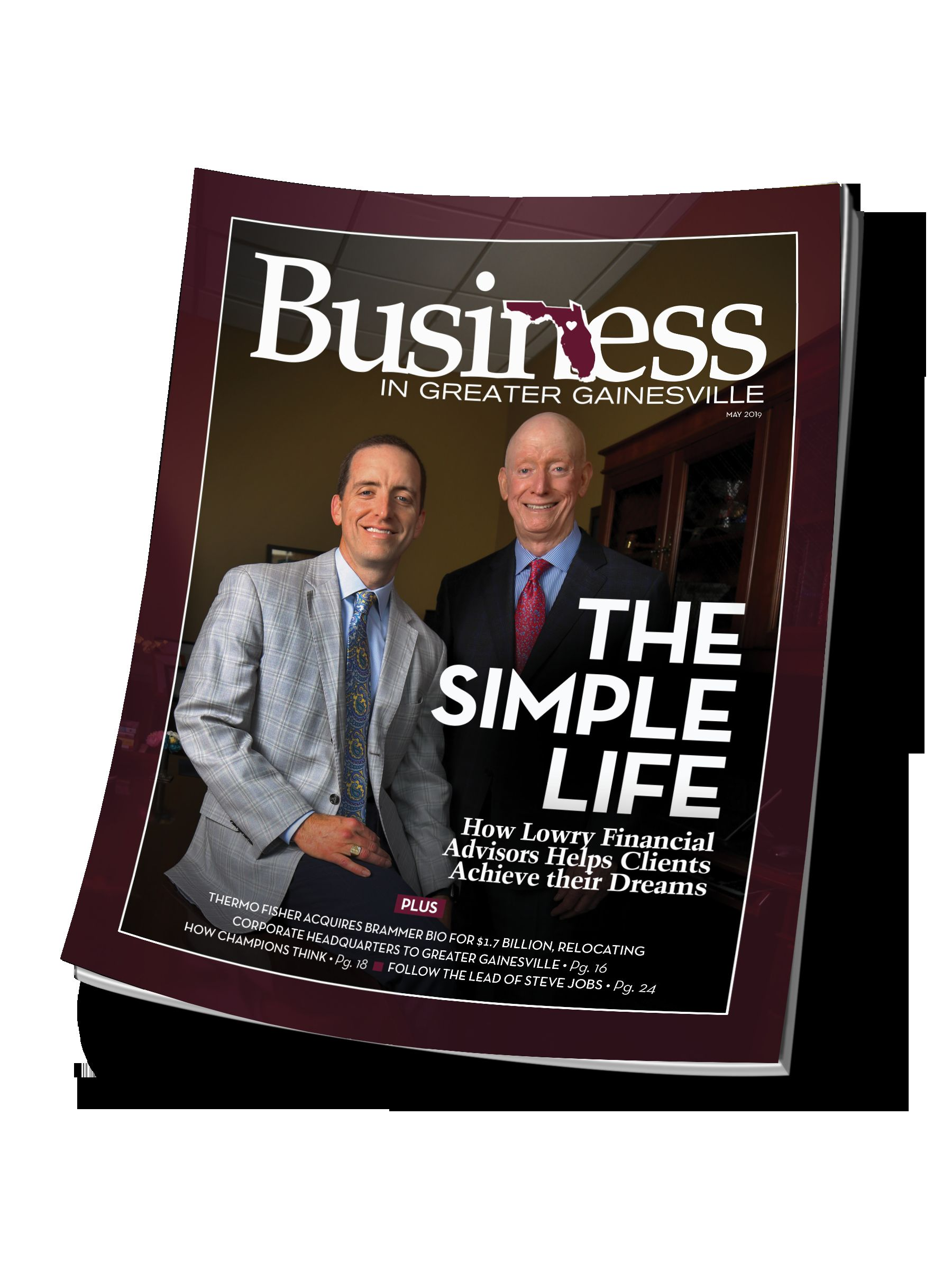 Gainesville Business Magazine Business Magazine Gainesville In the Heart Of Florida