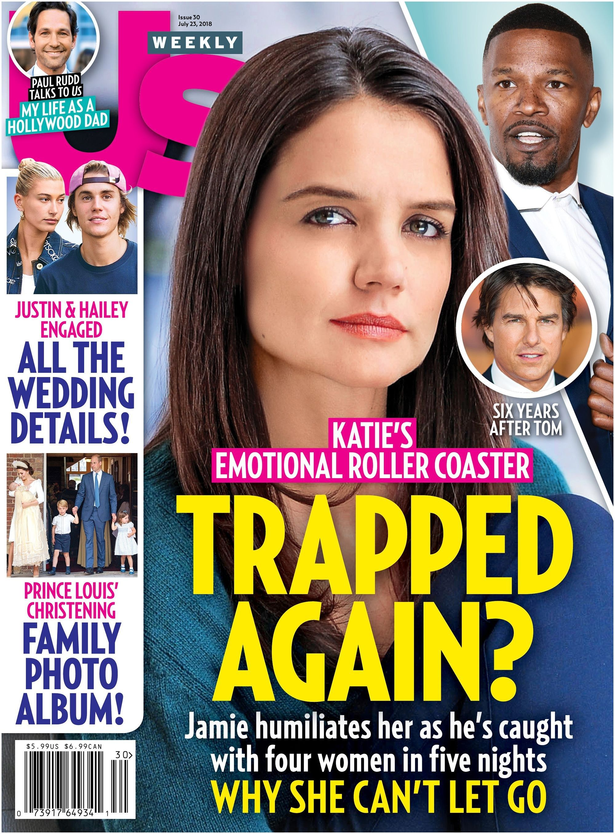 Pregnancy Magazines why Katie Holmes is Smitten with Jamie Foxx and Won T Let Go
