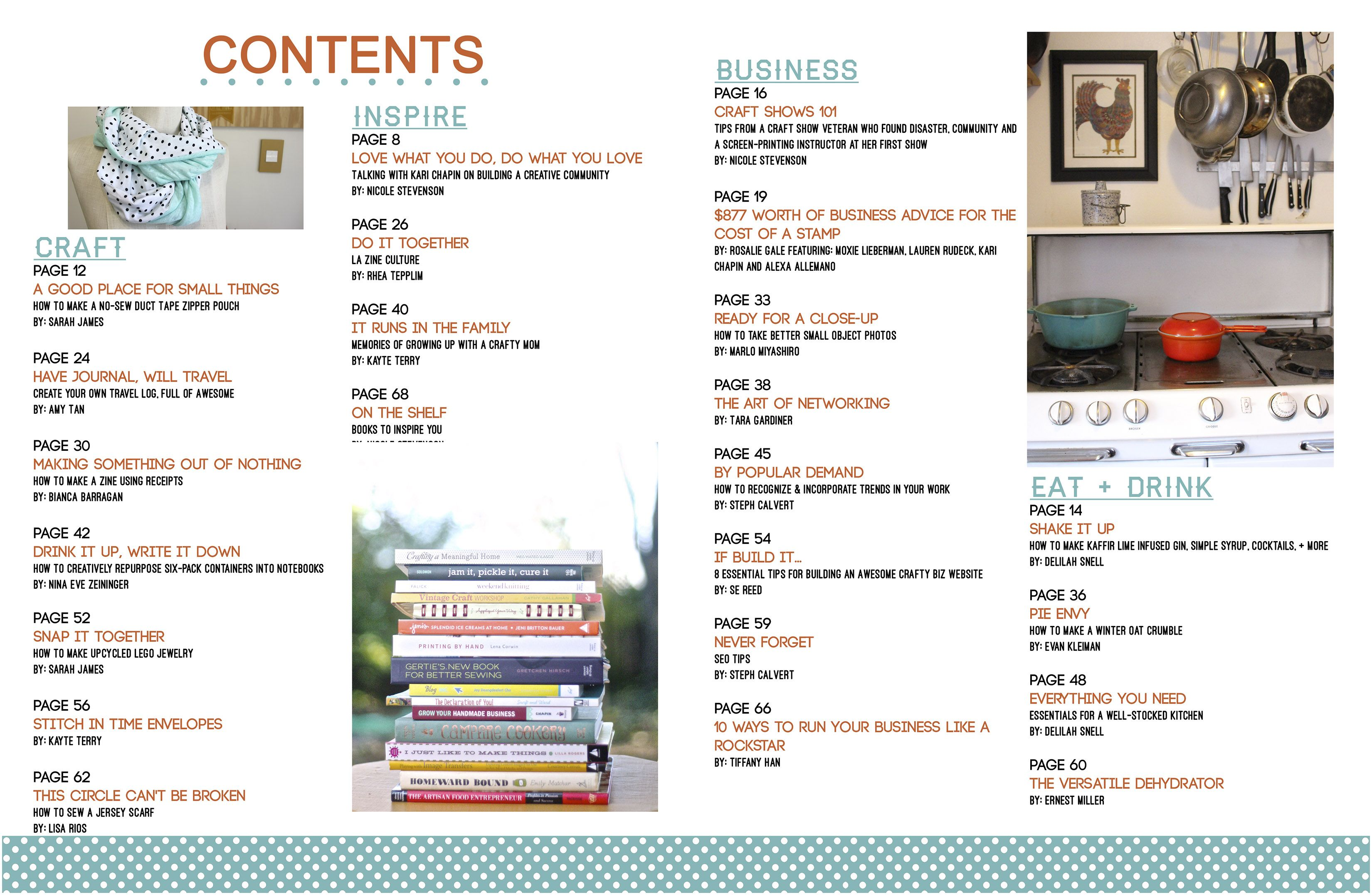 patchwork show magazine in craft diy