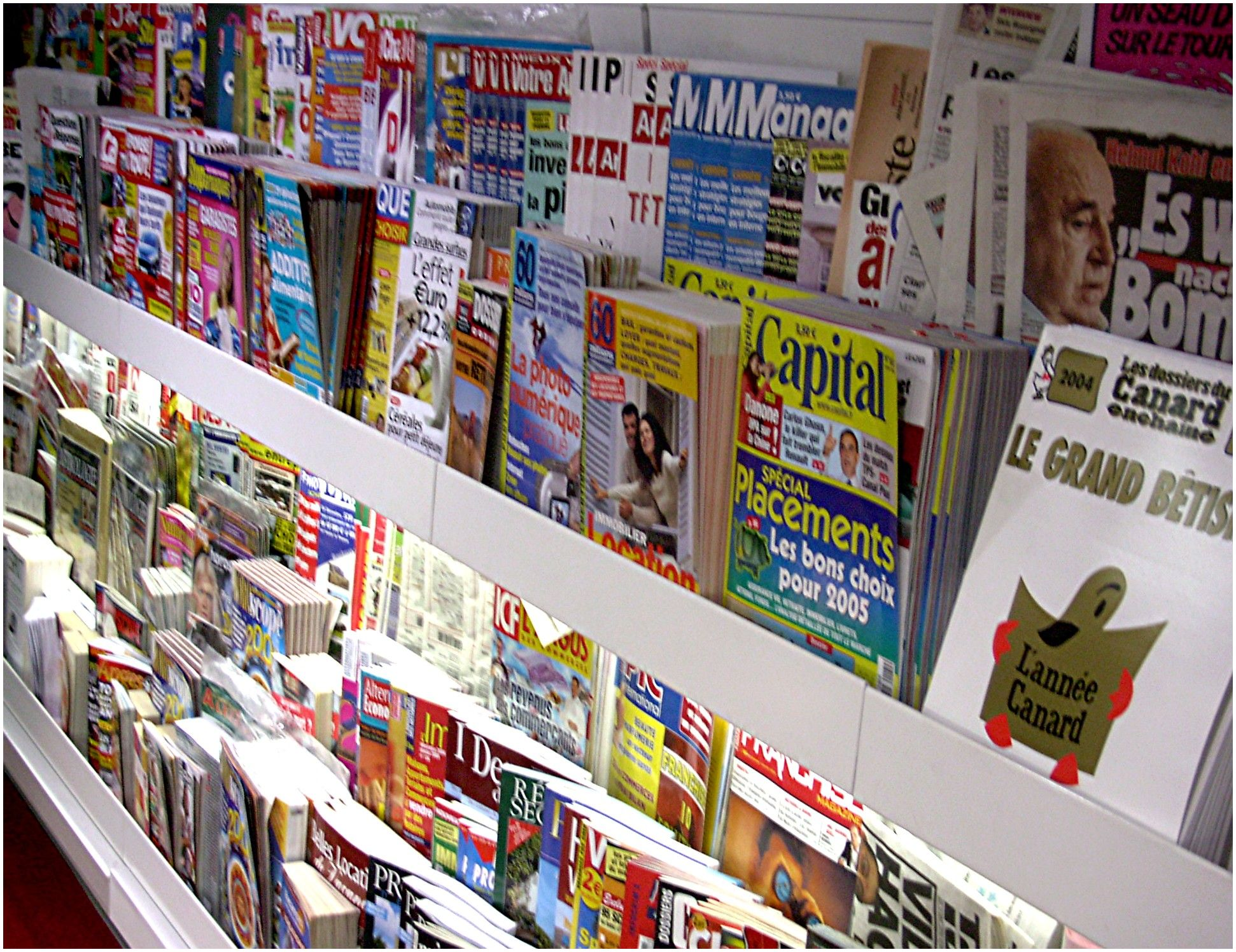 Most Circulated Magazine List Of Magazines by Circulation