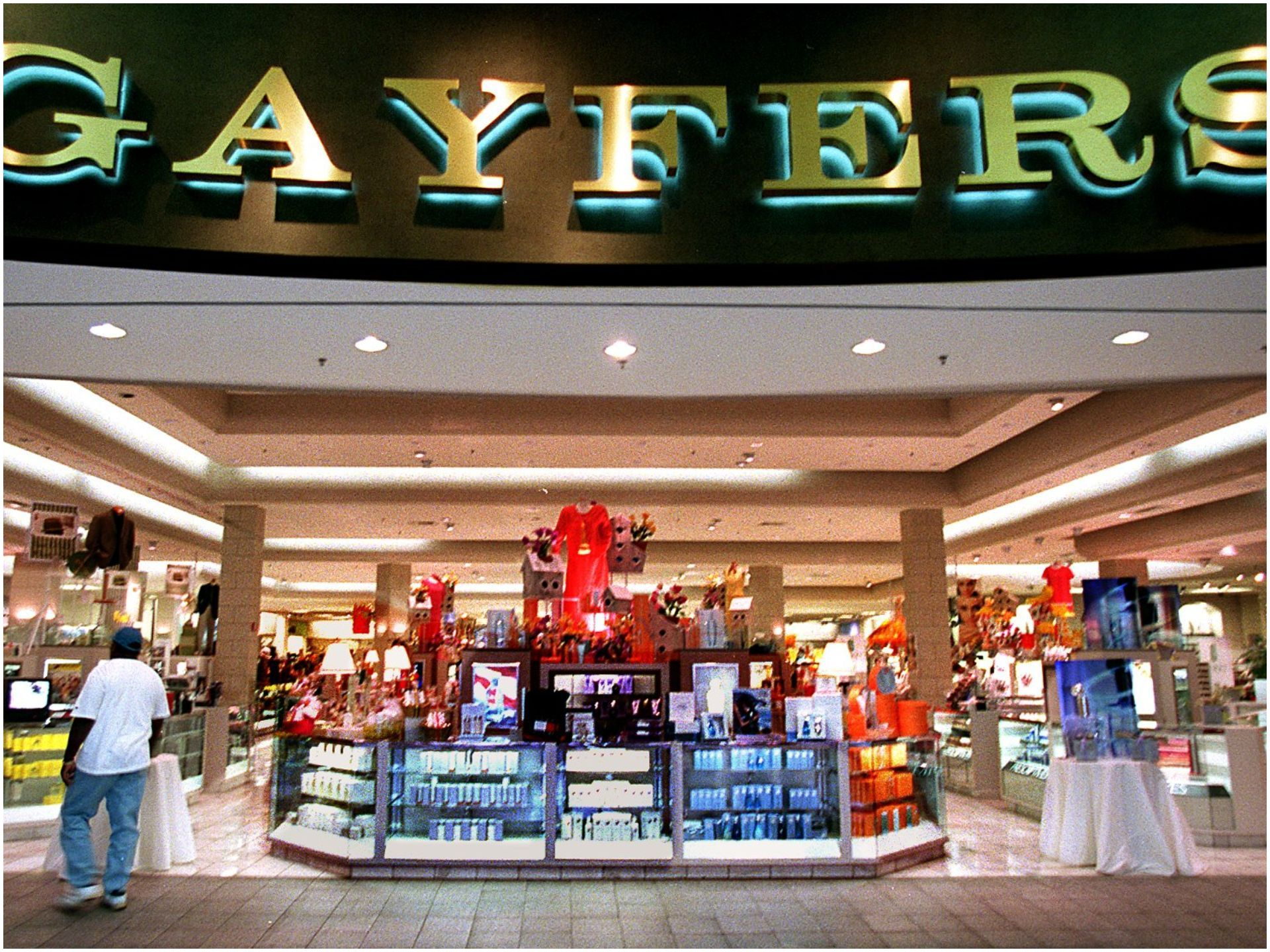 Shopping Center Business Magazine Gayfers A Long Time Department Store In Tallahassee