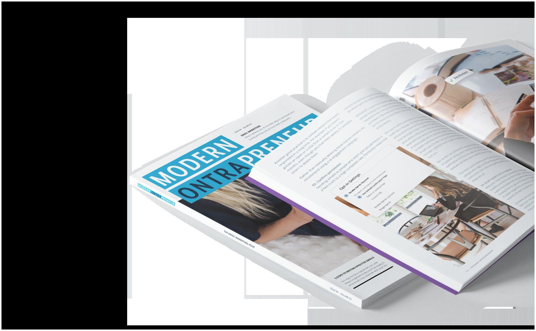 Success Magazine Customer Service Magazine